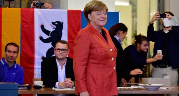 Germany's Merkel Wins Fourth Term