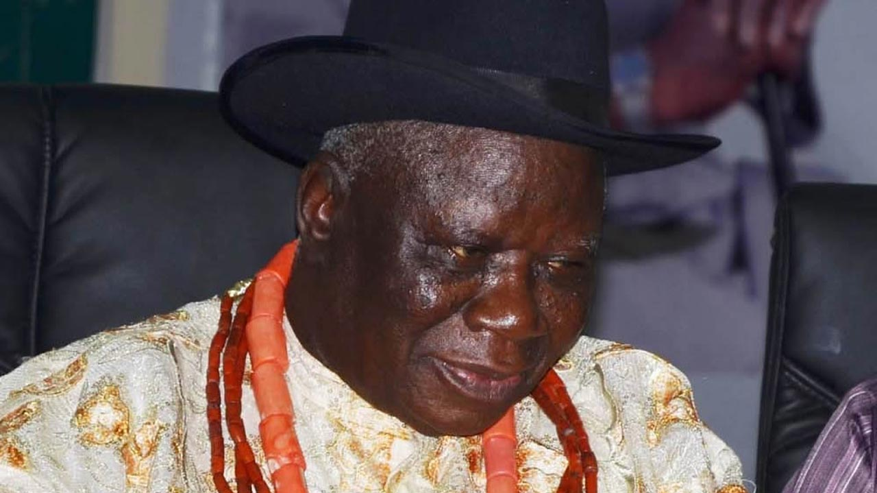If we support the Igbo to have a president today, the abandoned property will come back - Edwin Clark
