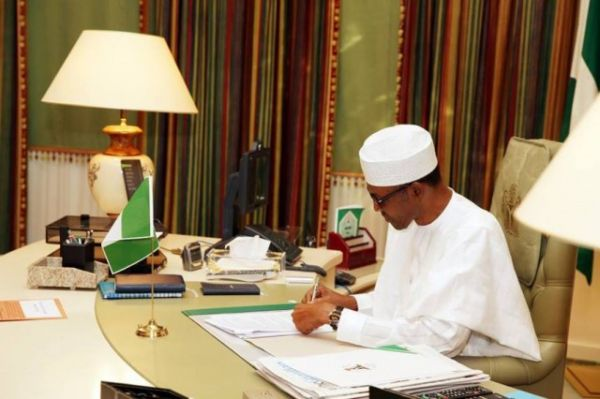 Does President Buhari really own a house in Abuja?