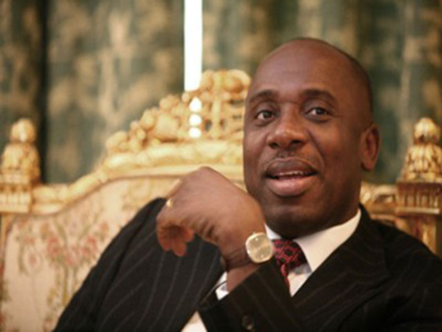 Can someone tell Amaechi to tell the current finance minister to cover this recession so that Nigerians will not feel it?