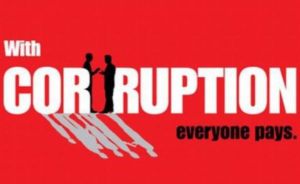Selective fight against corruption is 100% better than no fight against corruption
