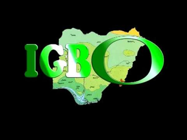 The Igbos don't need a single drop of crude oil from non Igbo lands