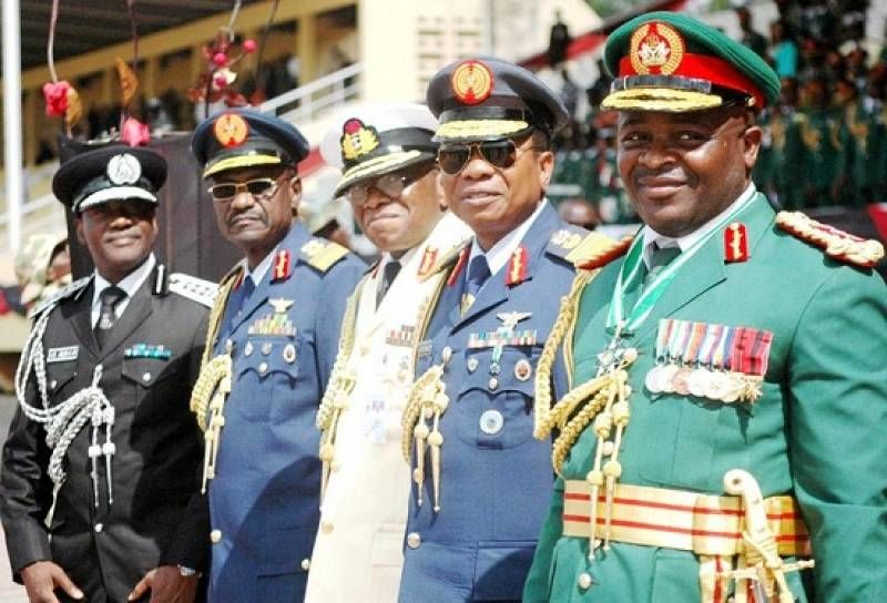 Shouldn't our military and paramilitary outfits boast of the best brains in Nigeria?