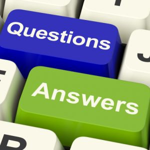 For the society to get better people must ask questions, sensible questions for that matter