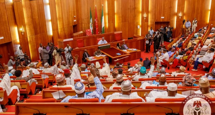 Senate rejected restructuring abi? Were you expecting the elites to give up the powers they have been enjoying so easily?